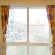 1米多宽窗户窗帘效果图