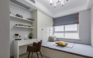 现代简约书房装修风格效果图赏析