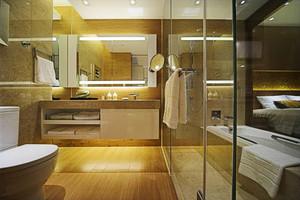 酒店卫浴装修效果图