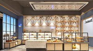 这家面包店是以简约风格为主的装修,内部分区非常的简单明了,吧台、陈列区、用餐区、厨房等等,设计十分合理,让客人可以度过一个美好的休闲时光。