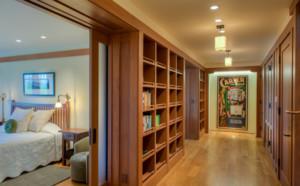 新中式书柜效果图大全
