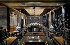 中式主题餐厅设计