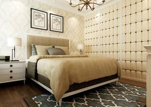 新房卧室背影墙图片效果图