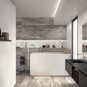 卫生间瓷砖铺贴效果图