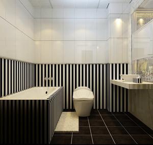 卫生间瓷砖颜色搭配图