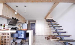 小面积复式楼楼梯设计案例