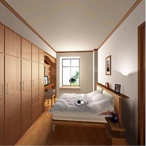 小户型卧室如何装修效果图