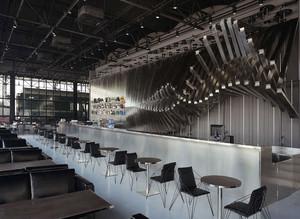 工业风咖啡店装修风格
