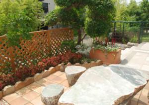 一楼带小花园装修效果图