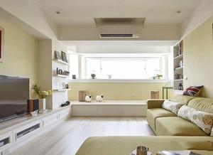 小客厅榻榻米装修效果图