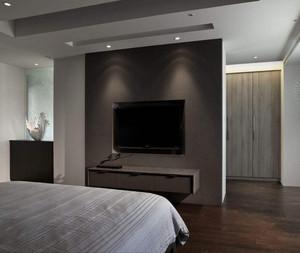卧室隔断墙样式图片