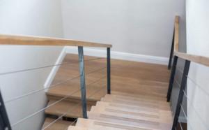 公寓楼梯间效果图赏析