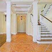 走廊地板砖造型效果图