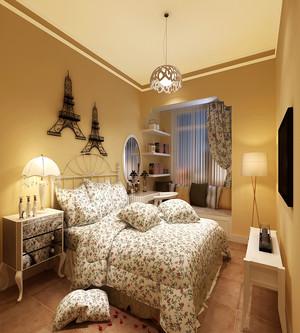 小户型卧室吊灯
