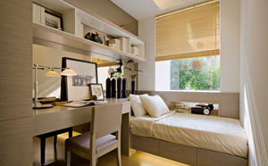 小卧室榻榻米装修效果图