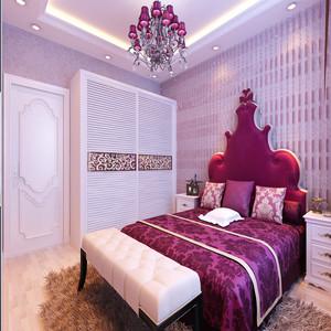 欧式装修卧室效果图