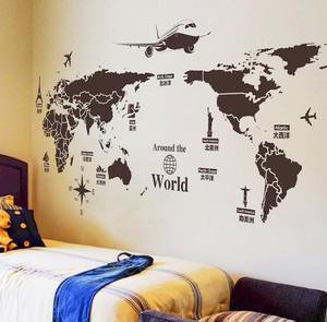卧室墙贴画装饰图片大全