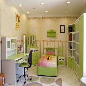 女生卧室图片简约时尚效果图