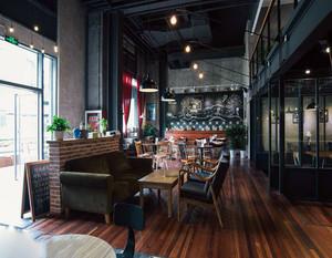 40平咖啡厅装修效果图