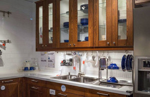 厨房壁柜装修效果图大全