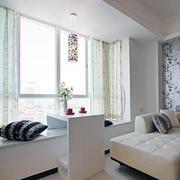 空间其他现代飘窗100平米装修