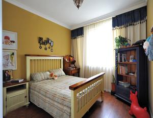 美式风格儿童卧室装修效果图大全