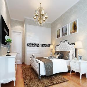 家庭卧室装修设计图
