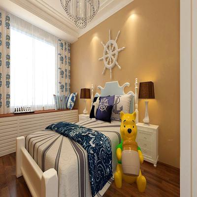 100平米小臥室背景墻設計圖