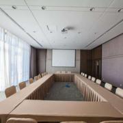 会议室窗帘效果图赏析