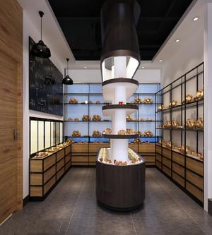 小型面包店装修效果图