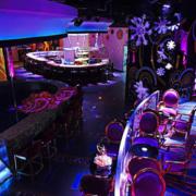 个性炫酷酒吧装修效果图赏析