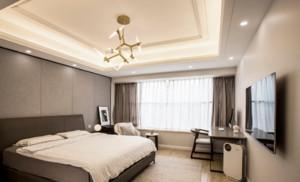 卧室简单吊顶装修效果图赏析