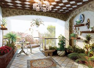 10平米入户花园装修图