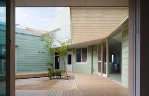 日式幼儿园装修设计效果图赏析