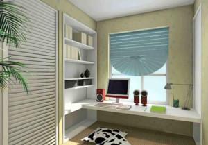 小户型书房装修效果图赏析