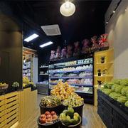 小型水果店装修设计