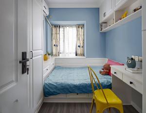 儿童房榻榻米床图片