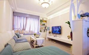 客厅飘窗改卧室图片