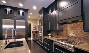 小美式厨房装修效果图欣赏