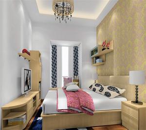 卧室装修案例效果图