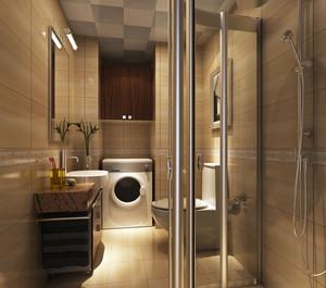4平米卫生间装修效果图