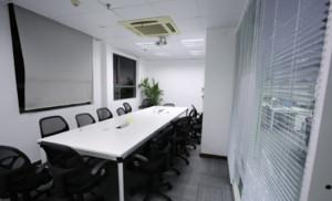 loft风格办公场所会议室装修效果图赏析