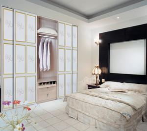 卧室橱柜装修效果图