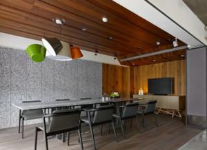 休闲风格会议室装修效果图赏析