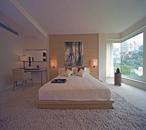 别墅卧室装修案例效果图