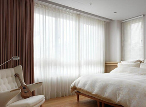 现代窗帘流行款式图片