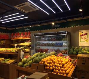 小水果店装修效果图