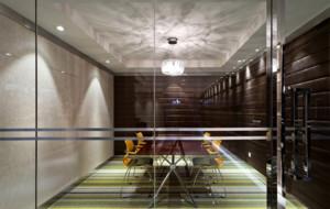现代风格小型会议室装修设计图赏析