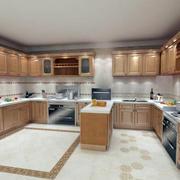 厨房墙面砖装修案例
