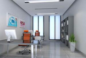 15-20平方办公室效果图